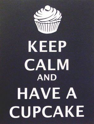 Cupcakes make me smile!
