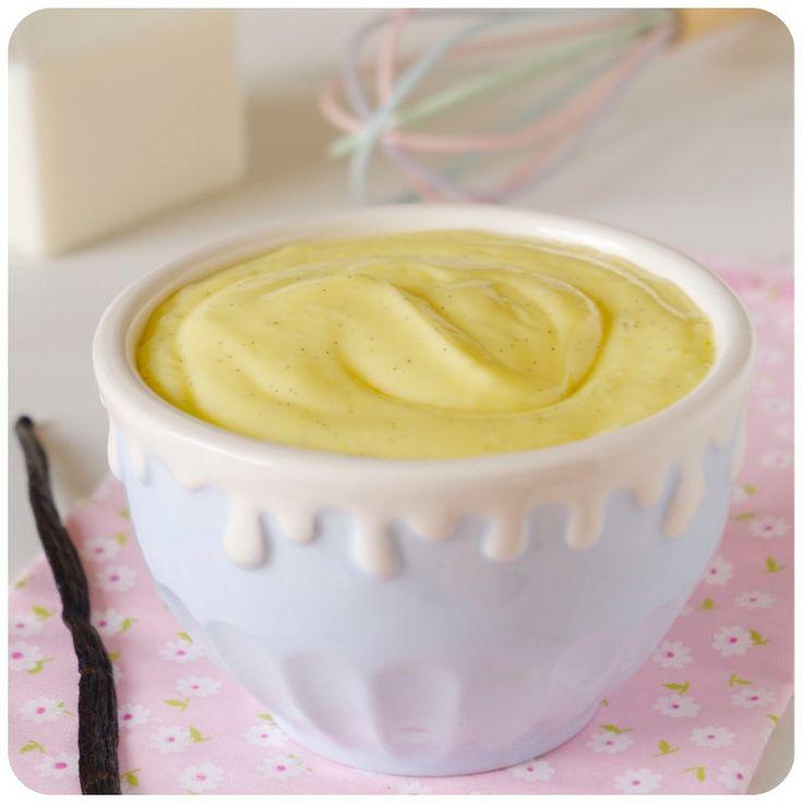 Crème Patissière – Creme de Confeiteiro | Vídeos e Receitas de Sobremesas