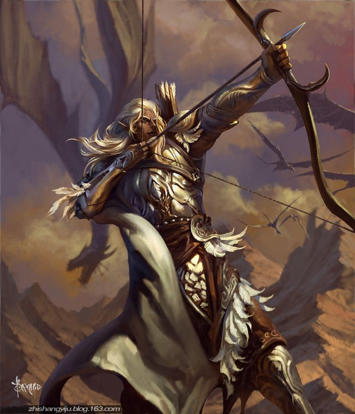 1000  images about class: archer on Pinterest