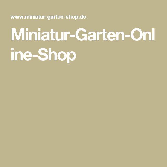 Great Entdecken Sie wie Sie Ihren eigenen Miniatur Garten mit echten Pflanzen kleinen Sitzpl tzen Wegen und Accessoires gestalten k nnen