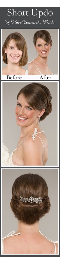 1000 ideas about bride short hair on pinterest makeup