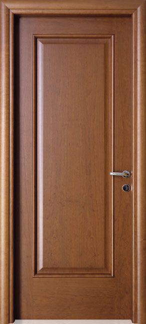 Balco Exclusive Handmade Wooden Paneled Door - Bologna