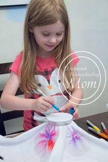 Sharpie Shirts - Enchanted Homeschooling Mom