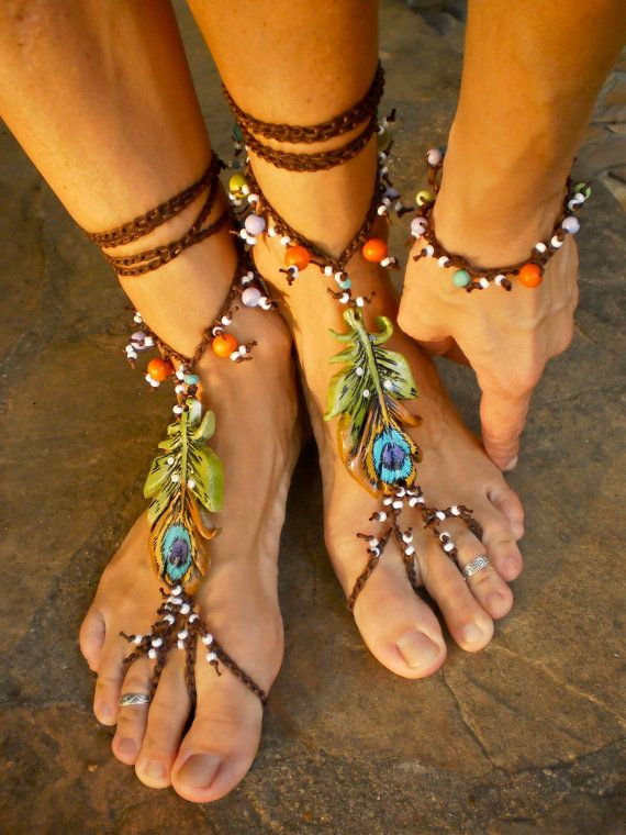 ~barefoot sandals~