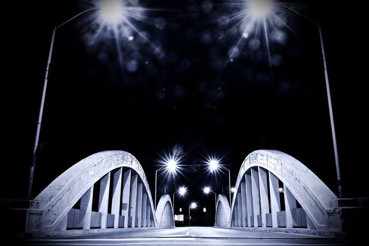 The Upper Bridge at the top of Front Street in Belleville.
