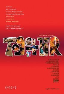 I watched this film last night on Netflix.  Sweet, true to life comedy.  Loved it. Together Poster from IMDb website
