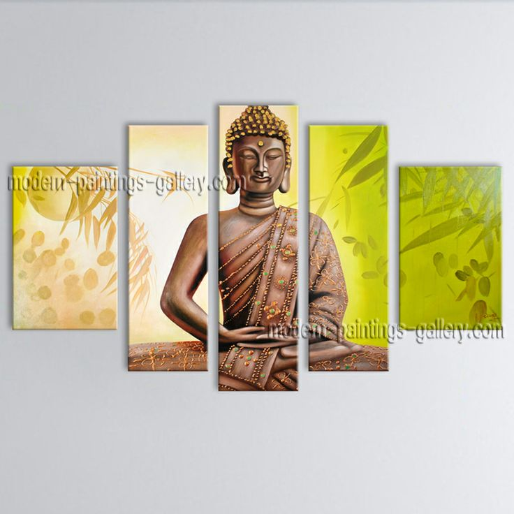 Huge Zen Feng Shui Modern Oil Painting Contemporary Wall Art Hand Painted ops1061. Elegant designed feng shui paintings, 100% Hand-Painted online art buy with Buddha, the world of feng shui, modern art painting, wall decor, kitchen wall art, framed paintings, original oil paintings, fast shipping. Price $226. Find more paintings from Tian Yi Art Studio by visit http://stores.ebay.com/Large-Contemporary-Wall-Art