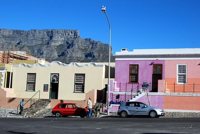 Bo-Kaap, Cape Town by pelangio957, via Flickr