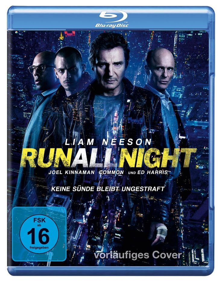 RUN ALL NIGHT DVD & BLU-RAY mit Deleted Scenes - http://filmfreak.org/run-all-night-dvd-blu-ray-mit-deleted-scenes/