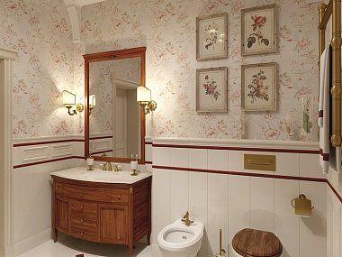 Ванная комната родителей
