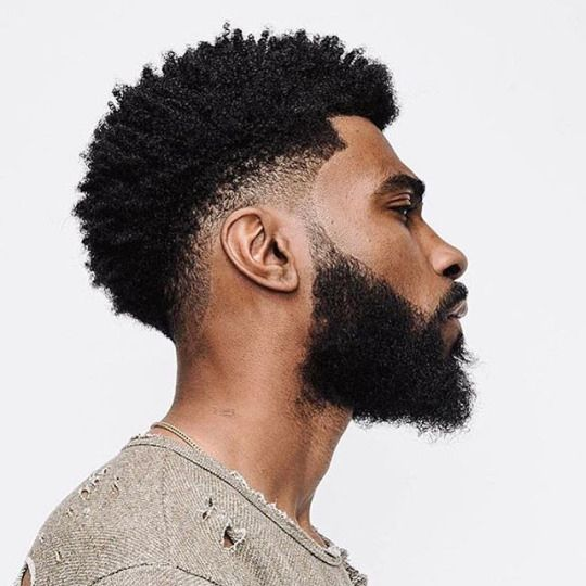 Black Bearded Men http://www.99wtf.net/men/mens-fasion/mens-long-hairstyles-3-bests/