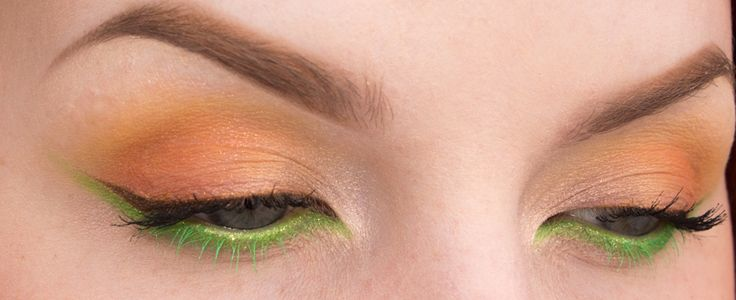 Everyday look – Green under
