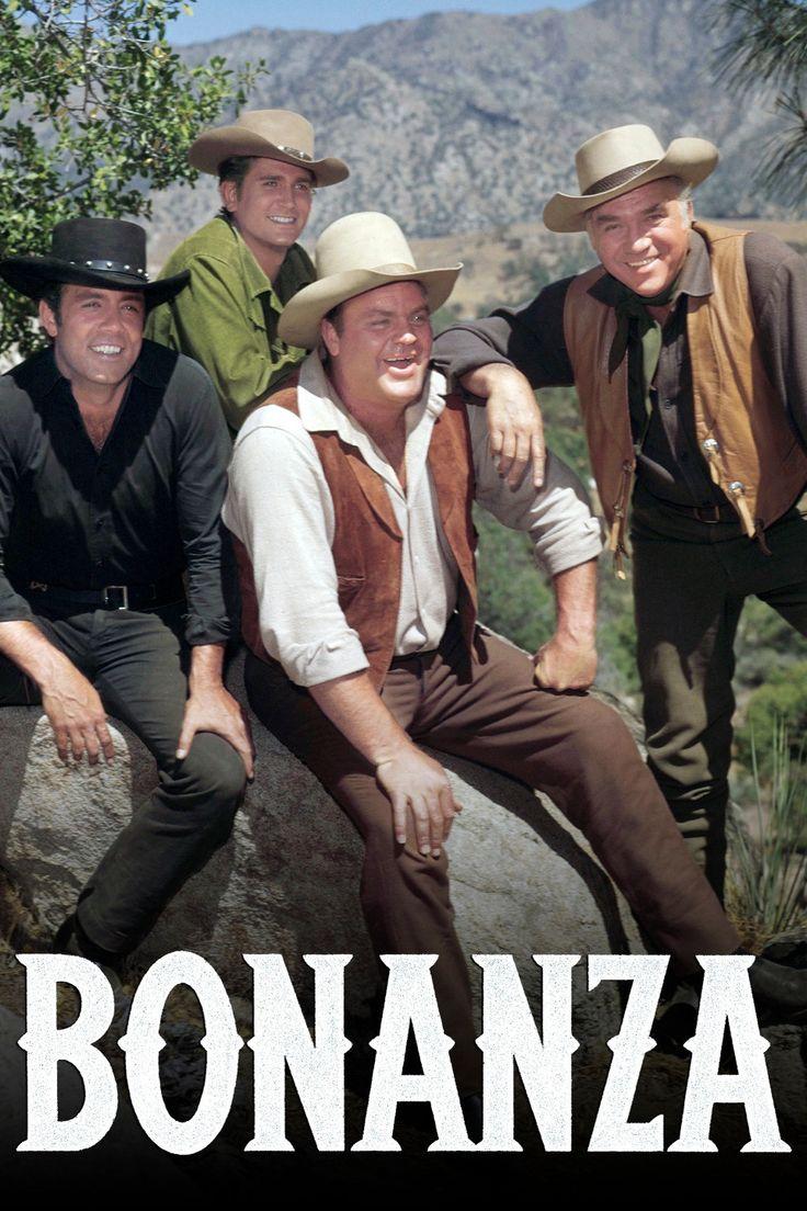 """Bonanza"""" - Série télévisée américaine (1959-73)"""