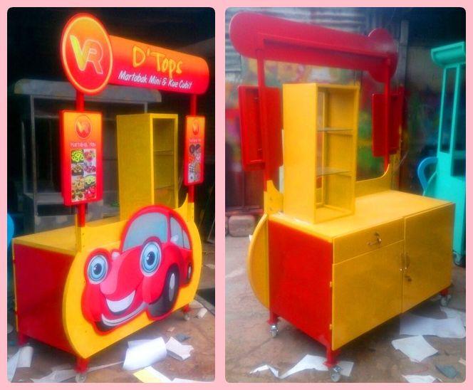 Booth Bongkar pasang