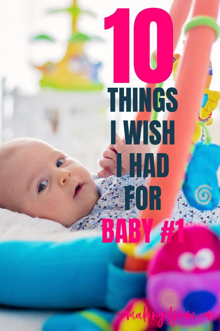 10 Things I Regret Not Buying For My Baby Baby Must Haves Baby Shower Registry First Baby