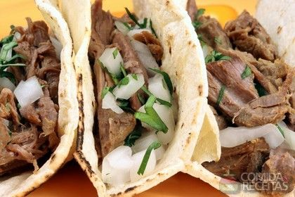 Receita de Taco de carne em receitas de salgados, veja essa e outras receitas aqui!