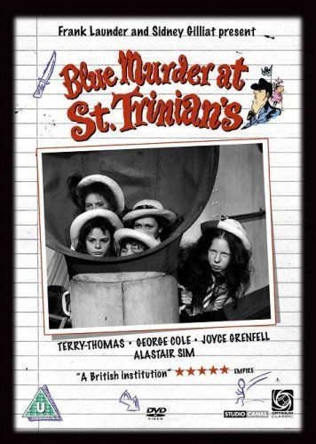 St. Trinians - Blue Murder At St. Trinians [DVD]: Amazon.co.uk: Joyce Grenfell, Terry-Thomas, George Cole, Lionel Jeffries, Alastair Sim, Eric Barker, Judith Furse, Lisa Gastoni, Kenneth Griffith, Lloyd Lamble, Dilys Laye, Michael Ripper, Sabbrina, Thorley Walters, Richard Wattis, Frank Launder, Sidney Gilliat: DVD & Blu-ray