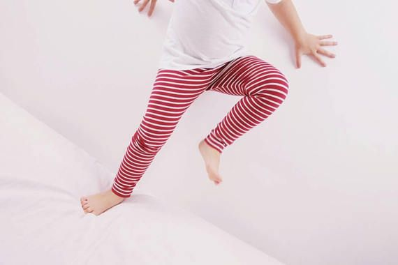 Check out this item in my Etsy shop https://www.etsy.com/uk/listing/548238338/organic-leggings-red-white-stripe-baby