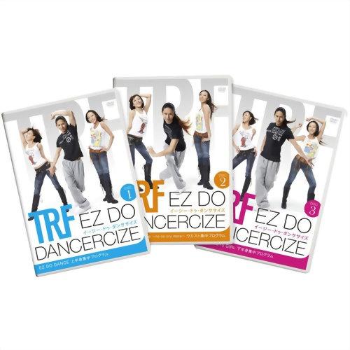 【エクサボディ TRFイージー・ドゥ・ダンササイズ】人気ダンス&ボーカルグループTRFのエクササイズDVDです。SAM(サム)、ETSU(エツ)、CHIHARU(チハル)の3人のダンサーが、プライベートコーチさながら、「EZ DO DNACE」をはじめとするヒットナンバーの振り付けで、わかりやすく指導します。エクササイズをしながら、自然とダンスも身につけることができる、エクササイズとダンスが融合した新感覚のプログラム構成が魅力です。