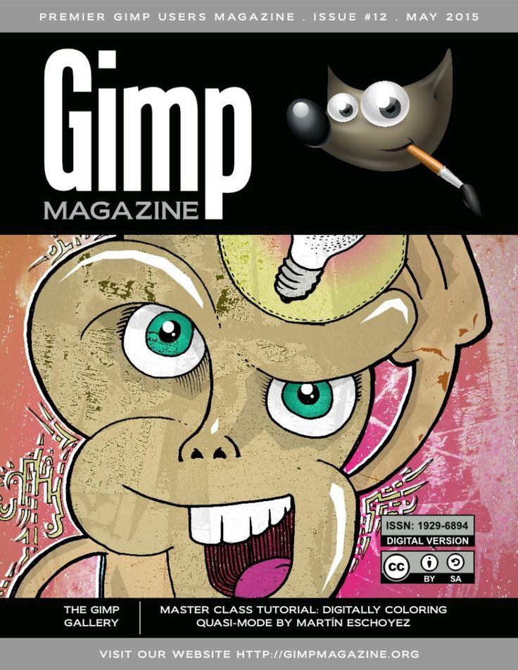 gimp magazine 12
