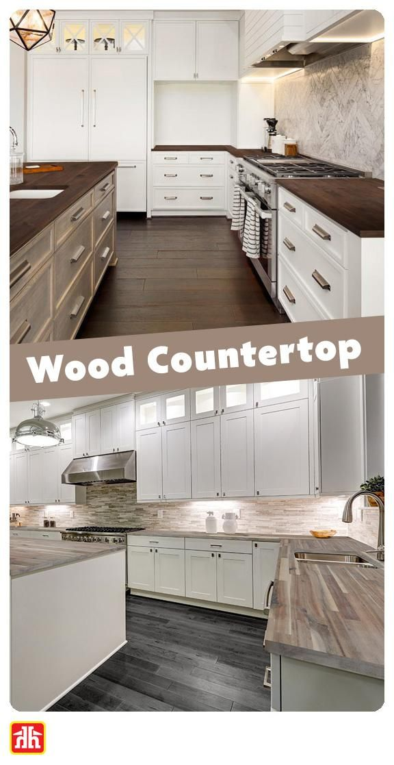 Woodn T You Love These Countertops In 2020 Wood Countertops