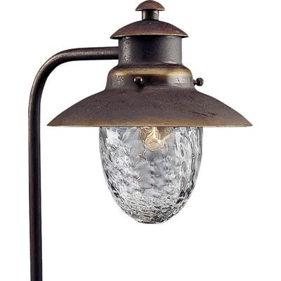 Progress Lighting P5257-20 Copper 1-Lt. Landscape Light