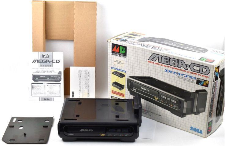 Mega CD Megadrive 1 Sega System  Japan Very Good