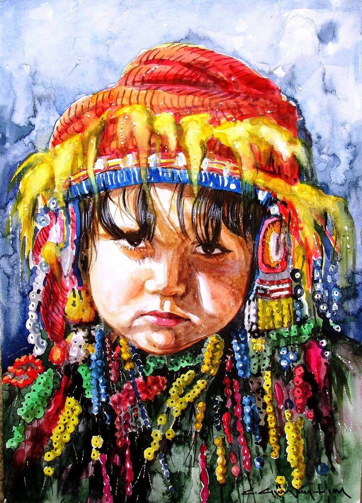 CELAL GÜNAYDIN - Turkish Artist Painter - Some Art Work and Activity