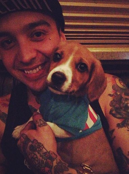 Pierce the Veil - Tony Perry
