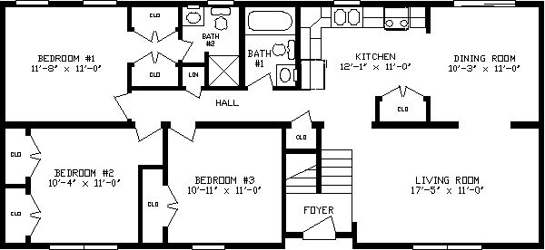 raised ranch addition plans