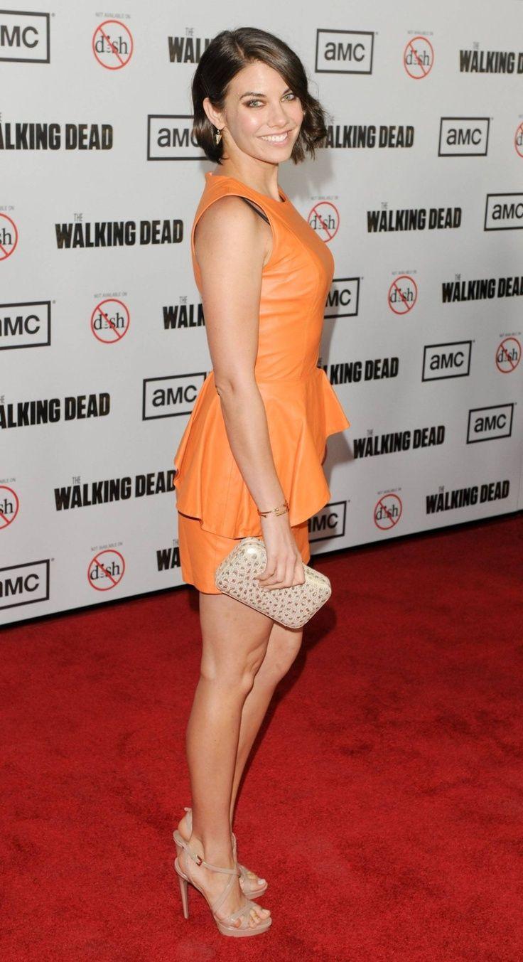 Lauren Cohan (from the walking dead)