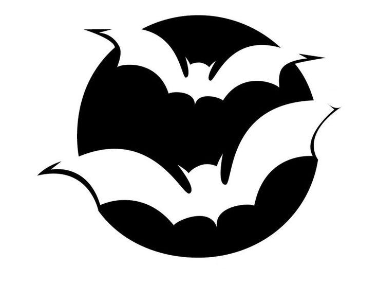 Ziemlich Batman Halloween Kürbis Vorlage Galerie - Beispiel ...