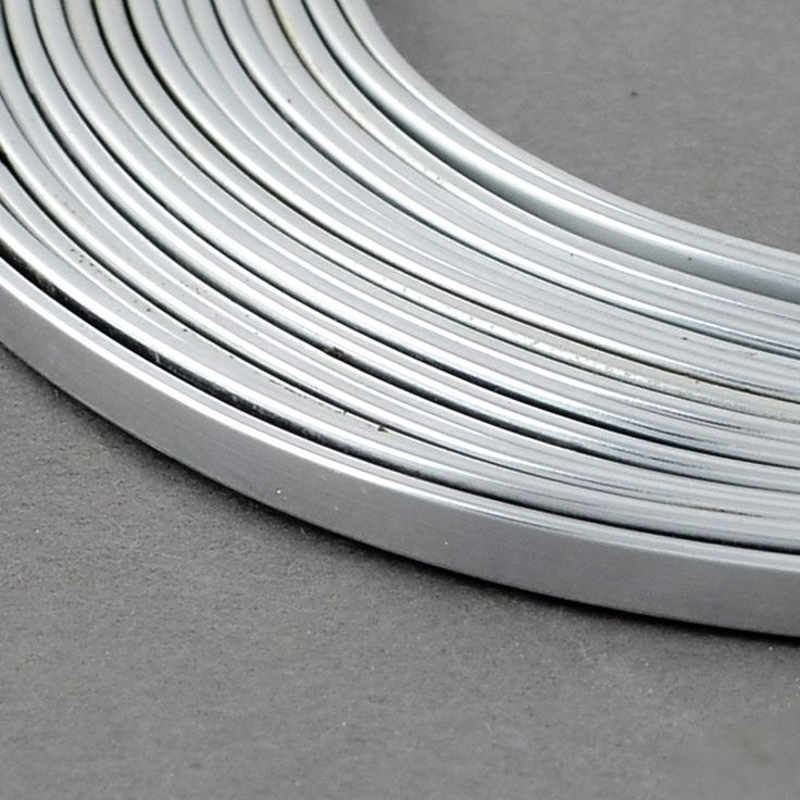 Aluminum Craft Wire For Jewellery and Craft Making. by Ladyjscreative on Etsy