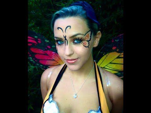 29 best Halloween makeup ideas images on Pinterest | Make up ...