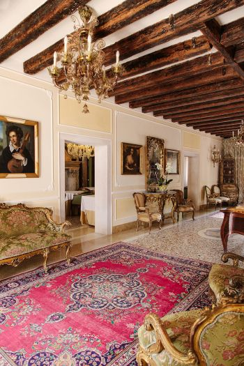 Hotel Ca del Moro in Malamocco Venice | photography by http://www.inloveinitaly.it/