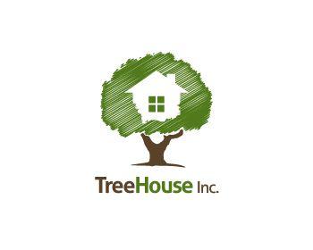 Treehouse Inc. at https://www.LogoArena.com - logo by nigz65