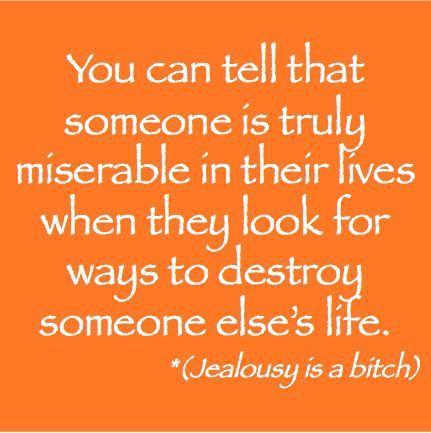 Jealousy Quotes : Jealousy. Bitter Exwife Quote. Bitter isn't very pretty. by Angela Johnson - Sharing is Caring - Hey can you Share this Quote ! Join Us https://twitter.com/Love_Quotes_com