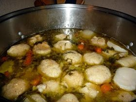 Too Many Cooks: Jewish penicillin (aka Chicken soup with matzo balls ...