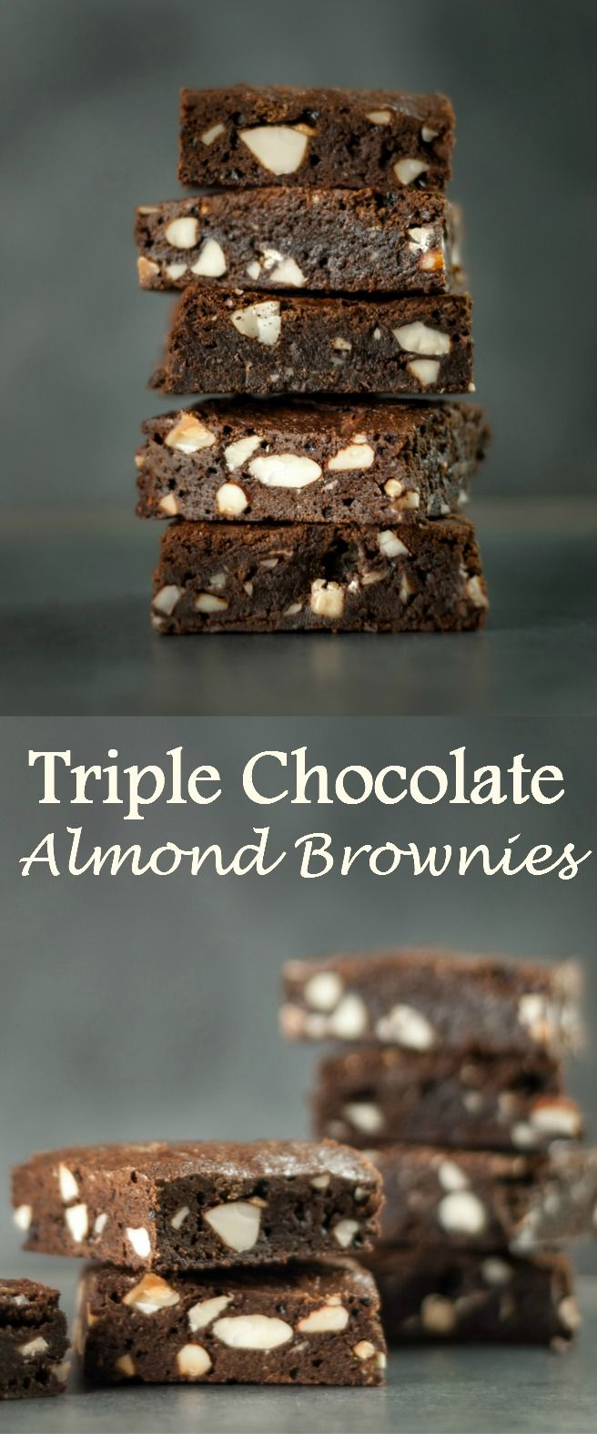 Super rich in flavour, dense yet chewy in the middle, those brownies offer the perfect cross between cookie and a cake.