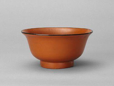 Bowl with Phagspa Inscription, 14th century, Yuan dynasty