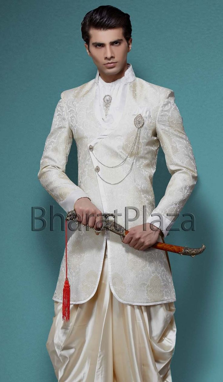 Royal Touch Patiala Sherwani   Men's Wedding Sherwani ...