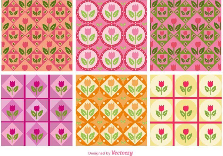 Floral Pink Patterns