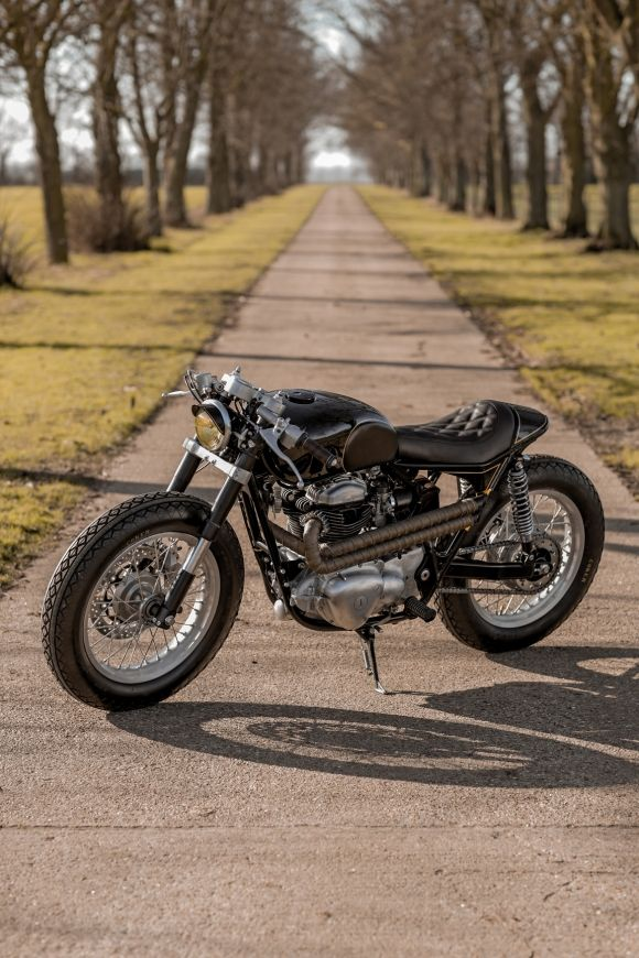 Merlin by Old Empire Motorcycles