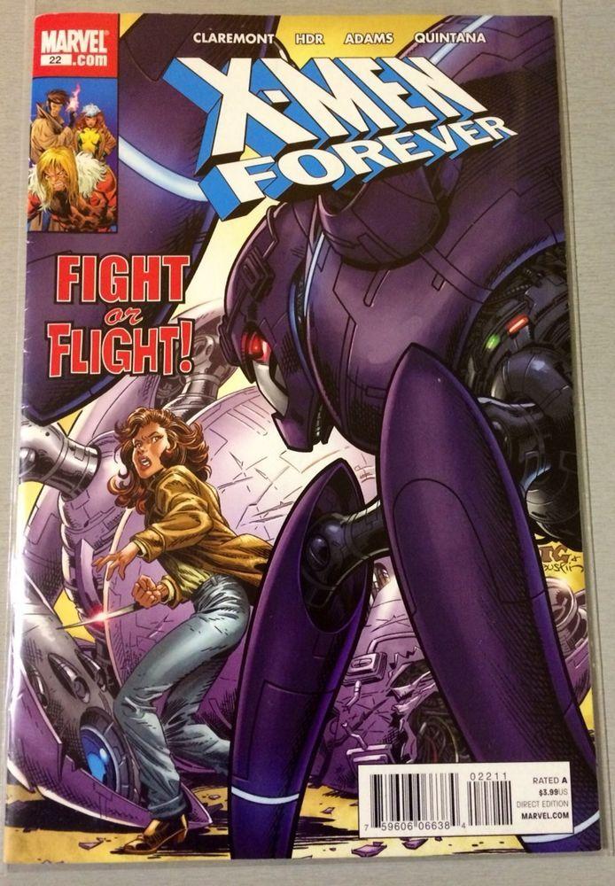 Marvel - X-Men Forever - Issue #22 - 1st Print
