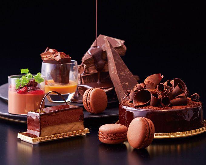 ANAクラウンプラザホテル神戸で「バレンタイン デザートブッフェ」チョコレートの奥深い魅力を堪能 | ファッションプレス