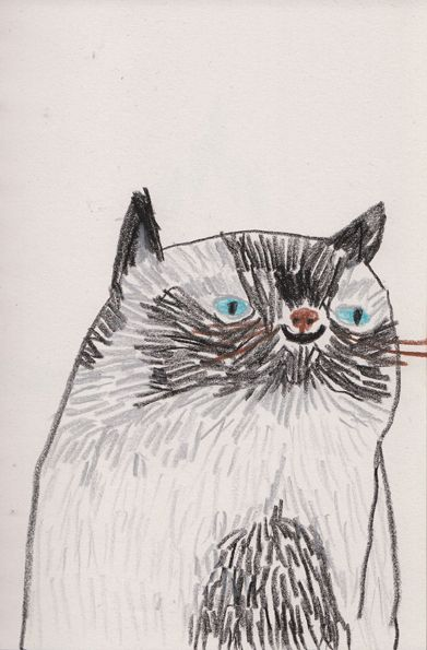 42 mejores imgenes de Cats in art en Pinterest  Gatos Animales