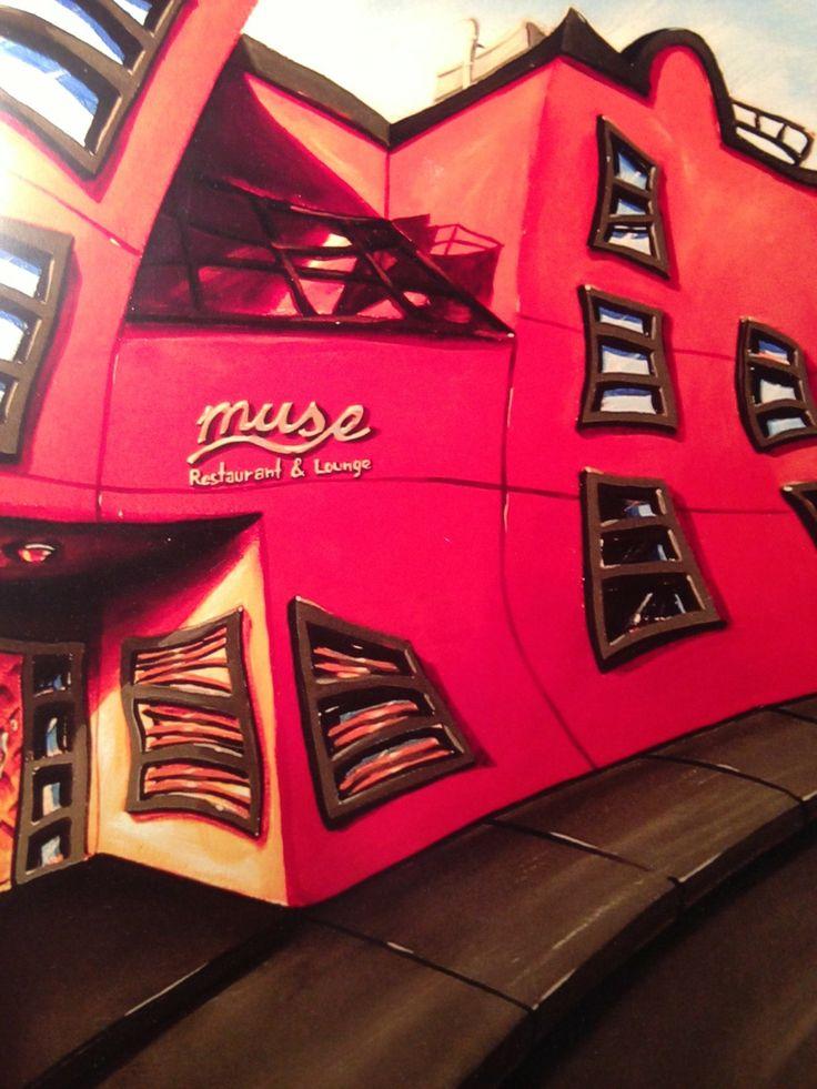 Muse Restaurant, Kensington Calgary