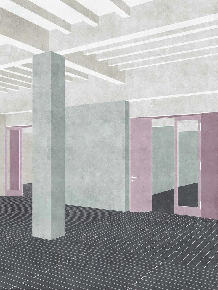 Schneider Türtscher Architekten Design löst einen kognitiven Prozess aus...