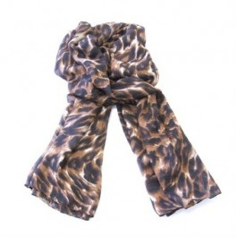 $39.95 Wide Abstract Leopard Print Scarf free shipping within Australia at sterlingandhyde.com.au