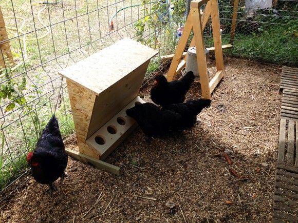Les 15 meilleures id es de la cat gorie mangeoires pour for Abreuvoir lapin fait maison